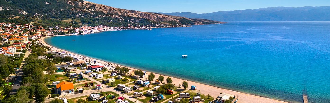 Camping Baška Beach Camping Resort