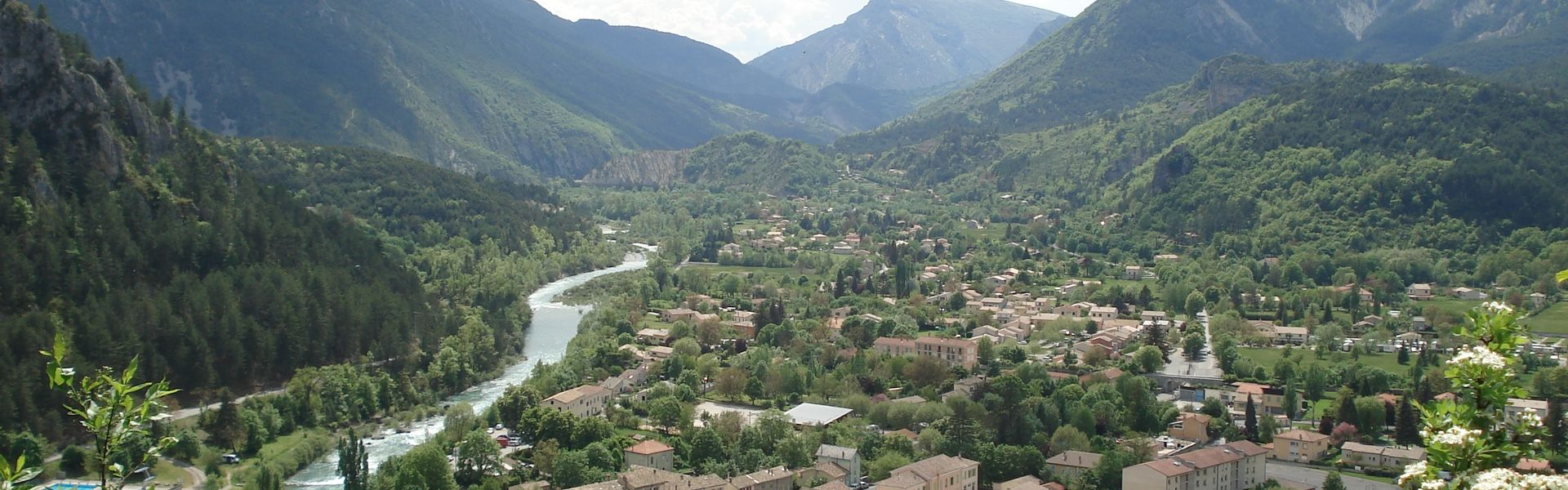 Campings in Castellane