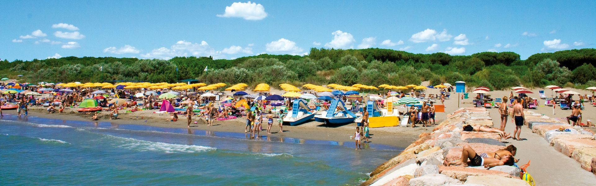 Campings in Eraclea Mare