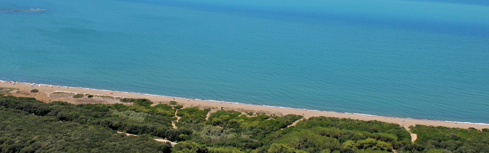 Campings in Bibbona / Marina di Bibbona