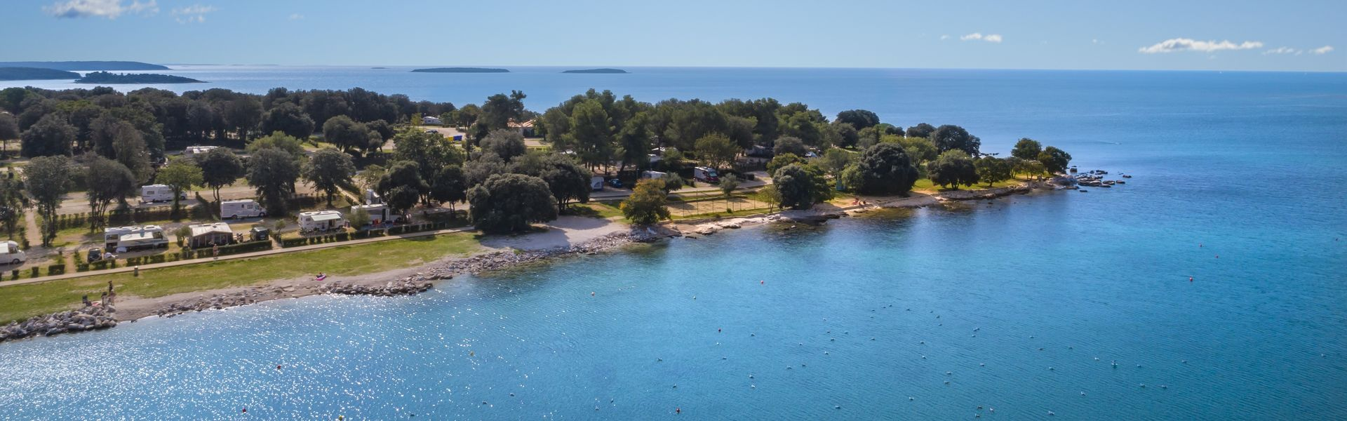 Campings in Rovinj